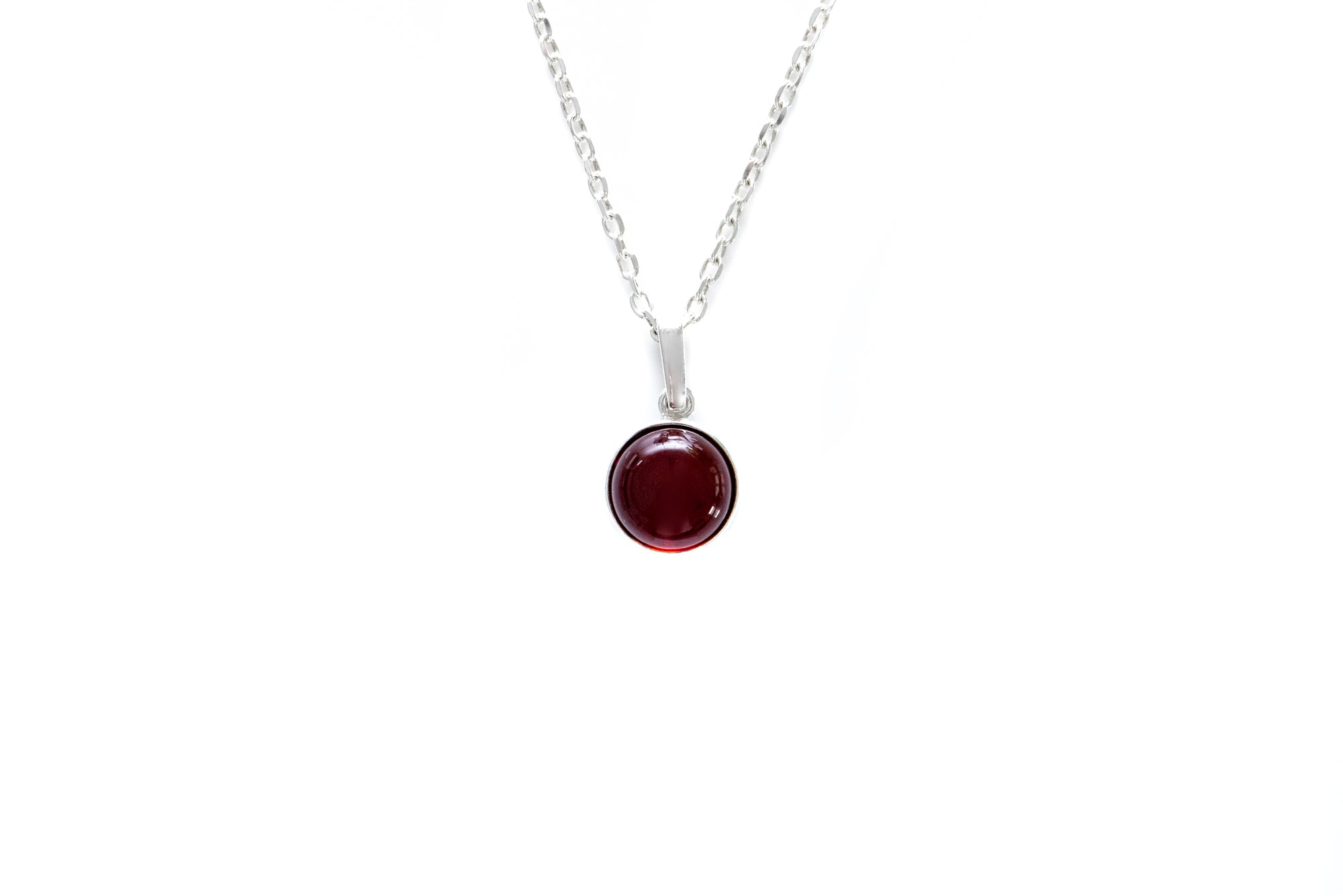 ESSENTIALS Mini Cherry Amber Pendant