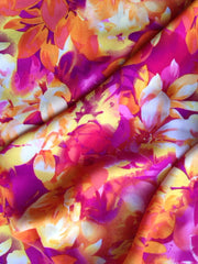 tropical print accessories