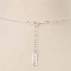 Reversible Bar Necklace in West Palm