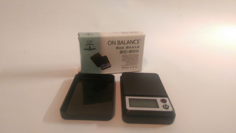 On Balance Digital Scales - Headsupplies.co.uk