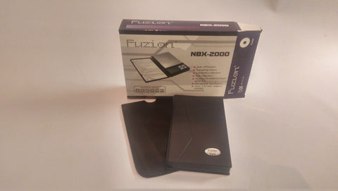 Fuzion Digital Pocket Scales - Headsupplies.co.uk