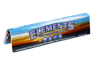 Elements Rolling Papers - Headsupplies.co.uk