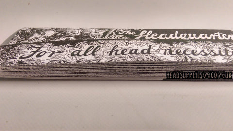 The Highland Headquarters Rolling Papers & Tips - Headsupplies.co.uk