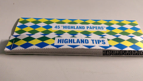 The Highland Double Decadence - Headsupplies.co.uk