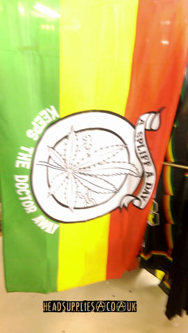A Spliff a Day Flag - Headsupplies.co.uk