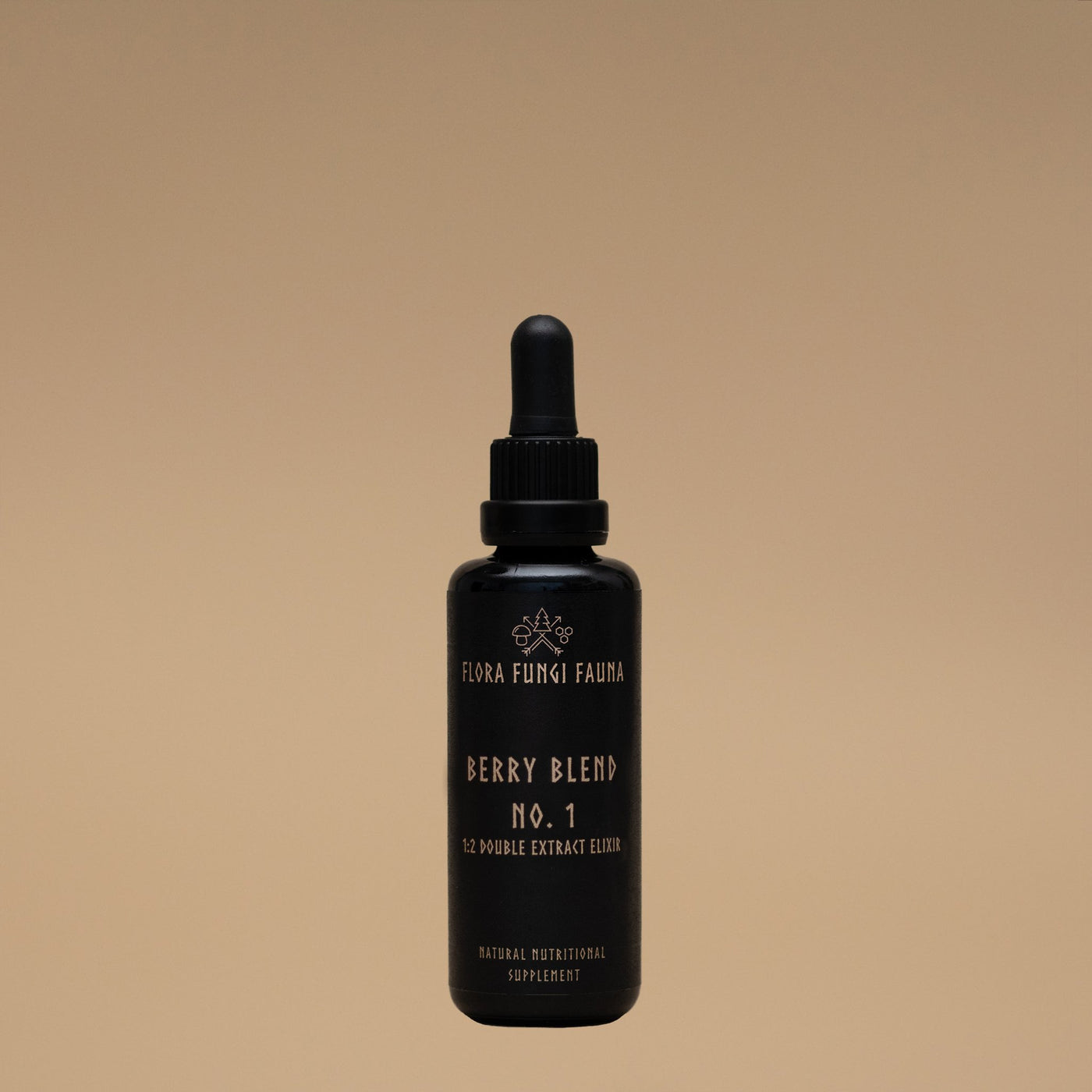 BERRY Blend No. 1 - 1:2 Double Extract Elixir, 50 ml
