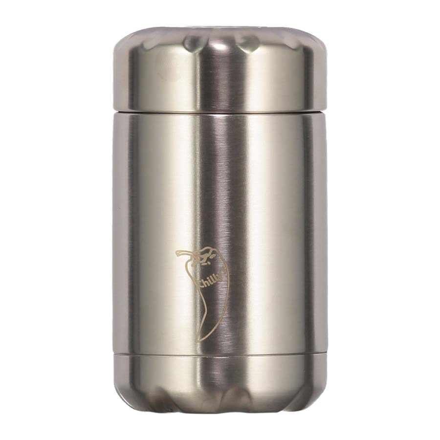 Food Pot - SILVER, 300 ml