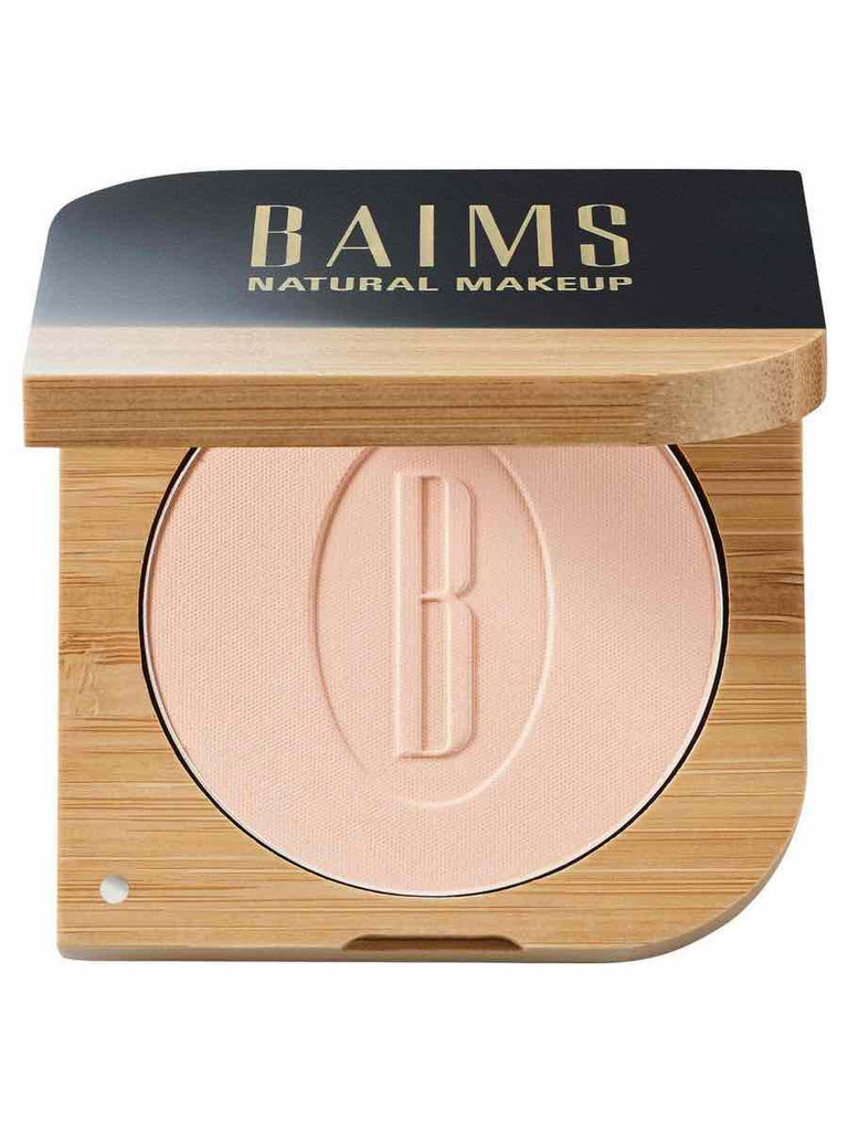BAIMS - Mineral Pressed Powder, LIGHT