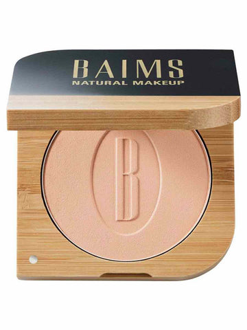 BAIMS - Mineral Pressed Powder, MEDIUM DARK
