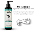 Organically Based MAGNESIUM LOTION, 236 ml