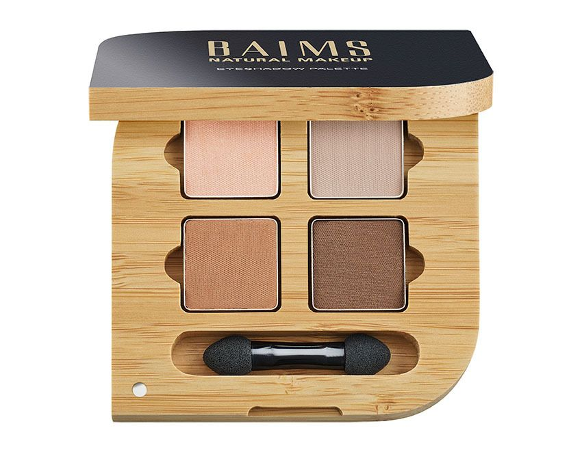 BAIMS - Eyeshadow Quad Palette, MOTHER EARTH