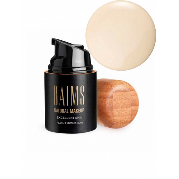 BAIMS - Fluid Foundation Excellent Skin, PORCELAIN