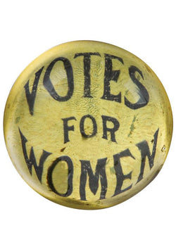 Votes For Women Paperweight