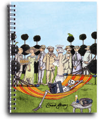 Edward Gorey Lazybones Journal