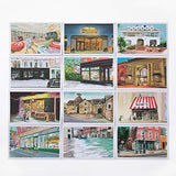 World's Greatest Bookstores: 100 Postcards