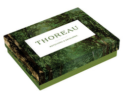 Henry David Thoreau Notecards