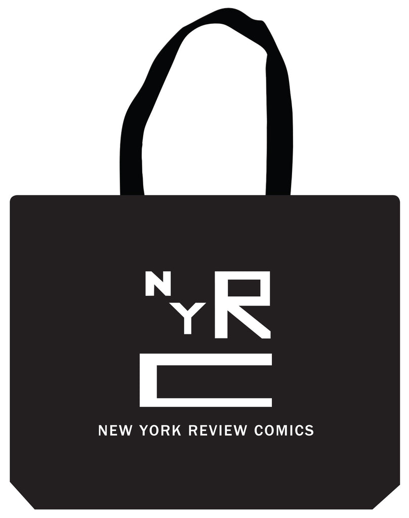 The New York Review Comics Tote