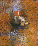 Monet at Home Notecards
