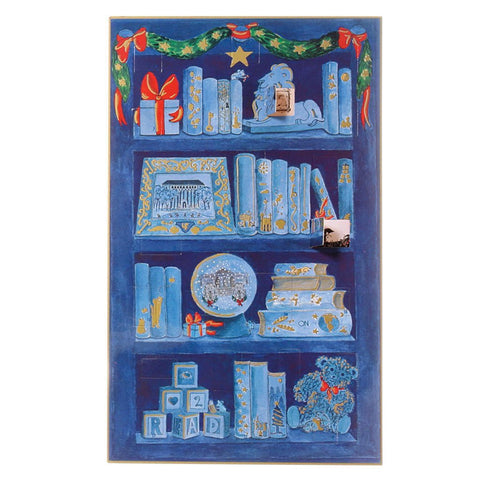 Young Booklover's Holiday Advent Calendar