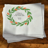 Shakespeare Cocktail Napkins