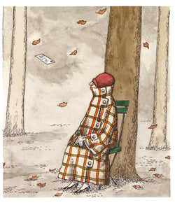 Edward Gorey Postcard Book