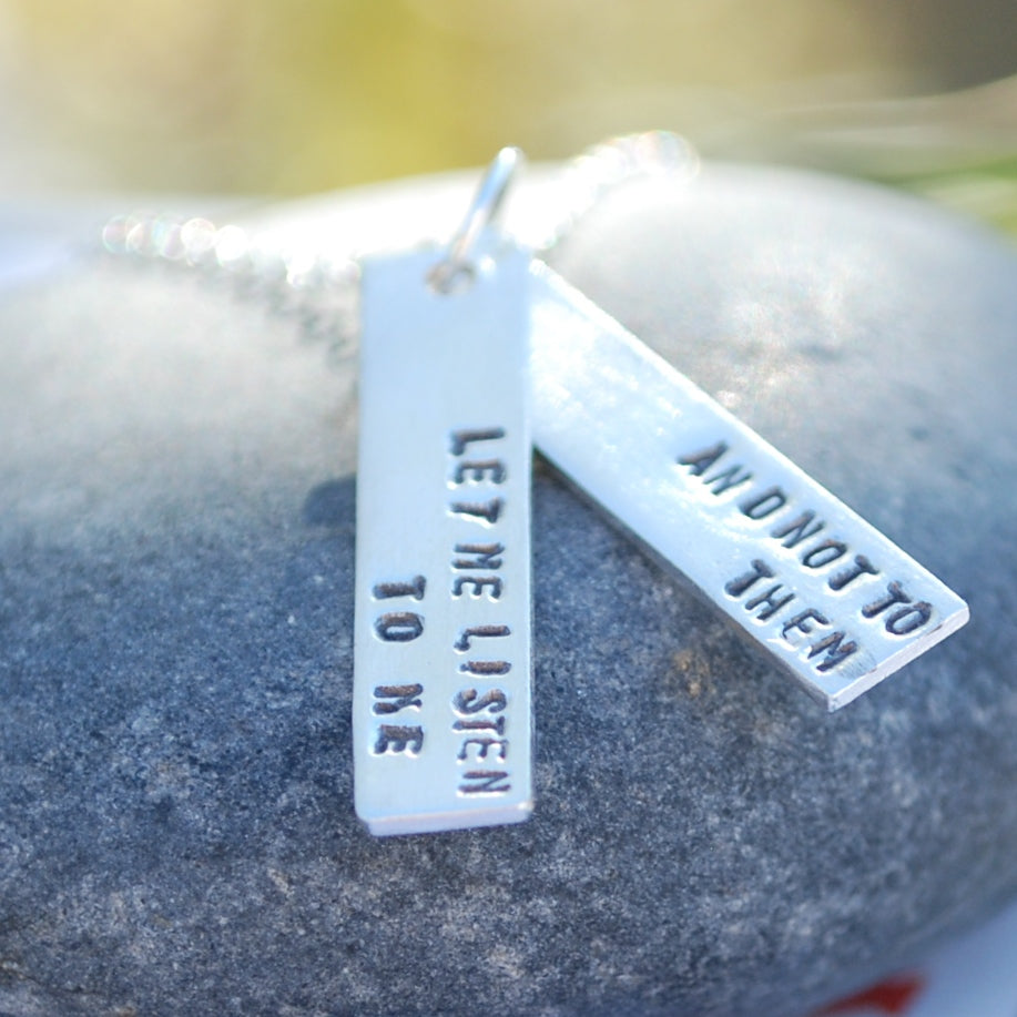 The Gertrude Stein Necklace travel product recommended by Angela Hederman on Pretty Progressive.