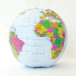 World Globe Beachball