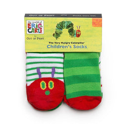 Hungry Caterpillar Socks