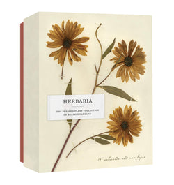 Herbaria Notecards: The Pressed Plant Collection of Beatrix Farrand