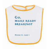 Shakespeare Quotes Bibs