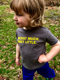 Resist much. Obey little. Kids T-shirt