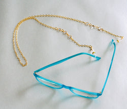 Swarovski Crystal Eyeglass Necklace