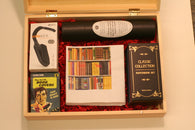 Bibliophile's Treasure Box
