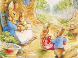 Peter Rabbit at Home 60-piece Puzzle