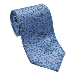 Signatures of the Declaration of Independence Necktie