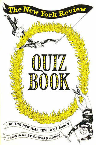 The New York Review Quiz Book