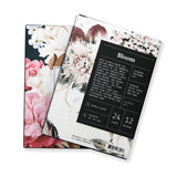 Romantic Poets Floral Postcards