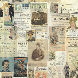 Puccini Wrapping Paper