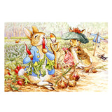 Peter Rabbit's Mr. McGregor's Garden 48-Piece Floor Puzzle