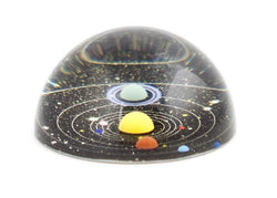 Solar System Paperweight