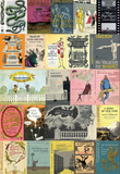 Edward Gorey 1,000-Piece Book Covers Puzzle