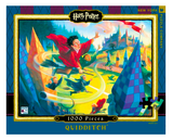 Harry Potter Quidditch 1,000-Piece Puzzle