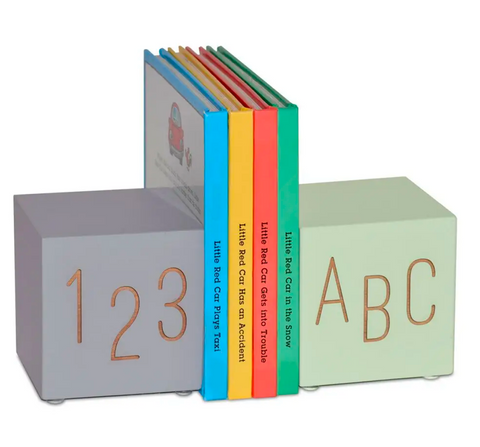 Bookend Blocks