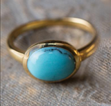 Jane Austen Replica Ring