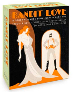 Bandit Love Notecards