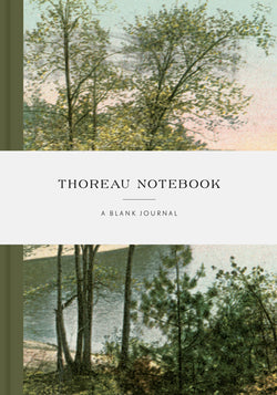 Henry David Thoreau Notebook
