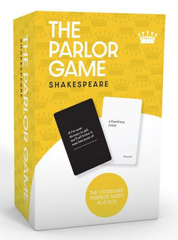Shakespeare Parlor Game