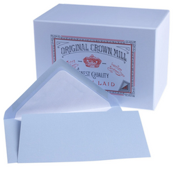 Classic Laid Note Card Presentation Box