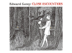 Edward Gorey Close Encounters Notecards