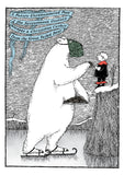 Edward Gorey Holiday Card Assortment